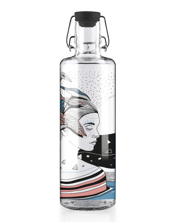 "Soulbottle 1 Liter ""Spirit of Nature"""