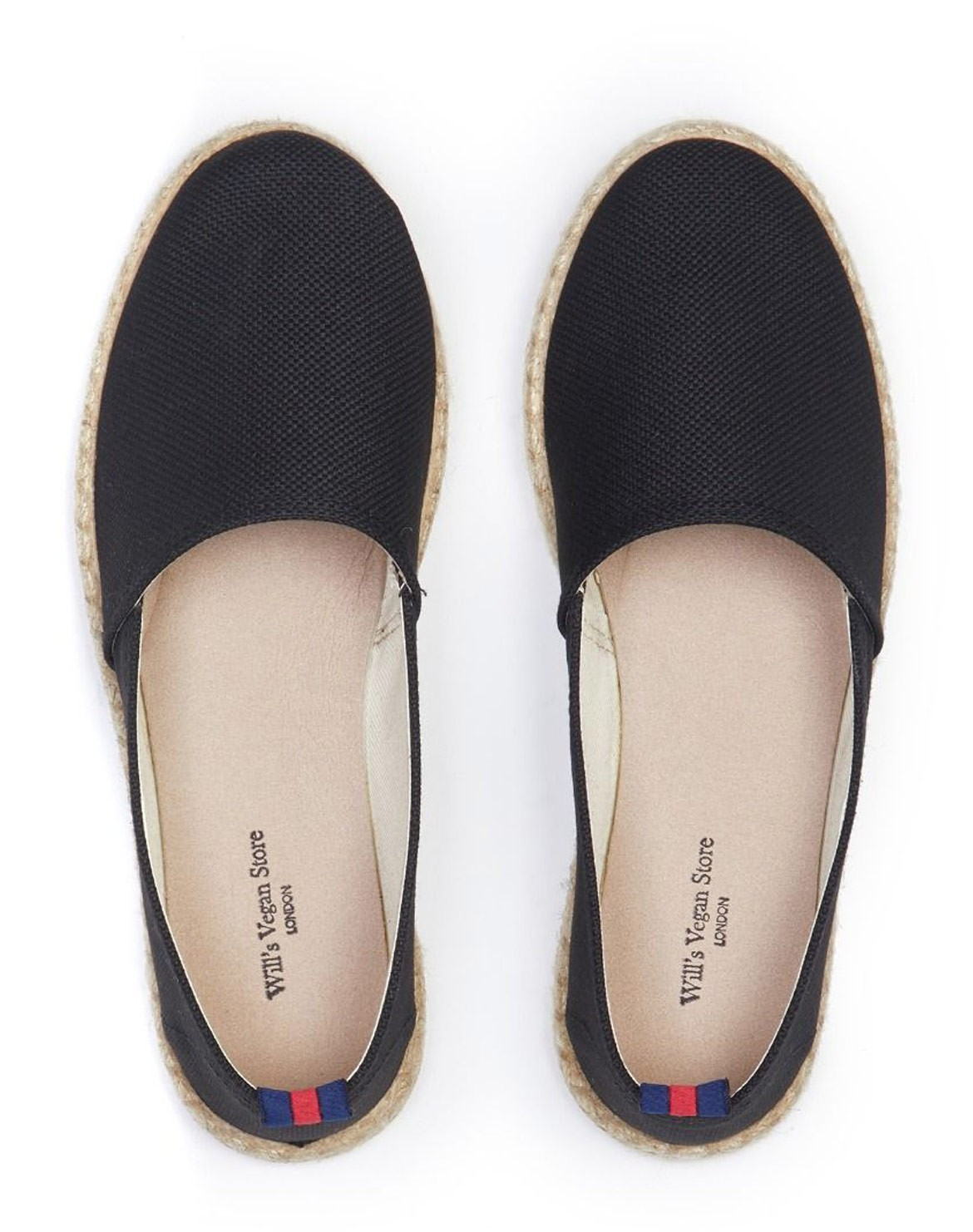 Recycled Espadrille Loafers