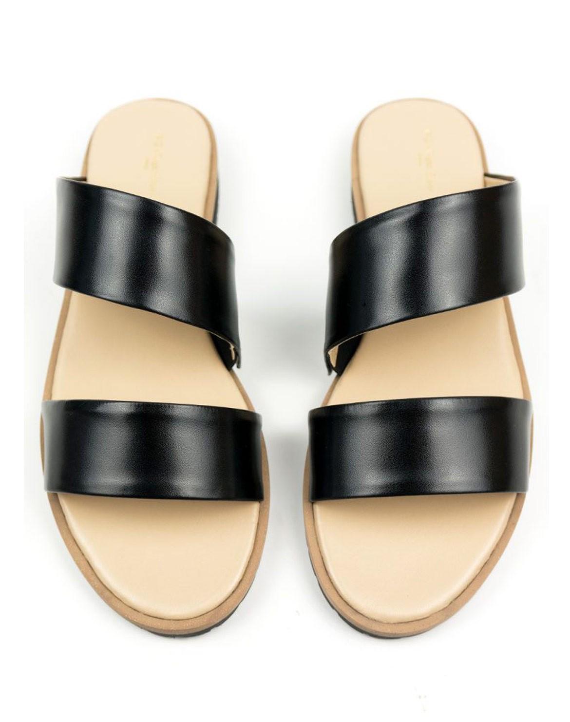 Two Strap Sandale