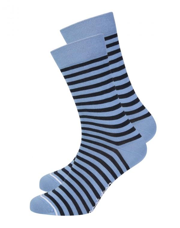 Stripes Basic Socken