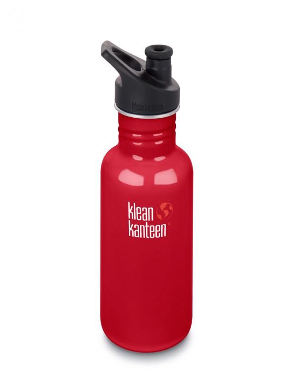 Trinkflasche Classic 532ml Sport Cap