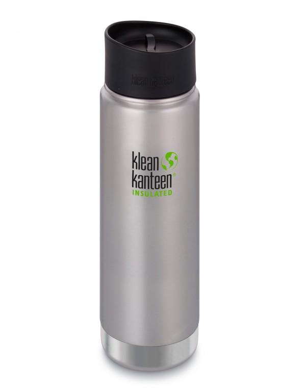Trinkflasche Wide vakuumisoliert 592ml Café Cap