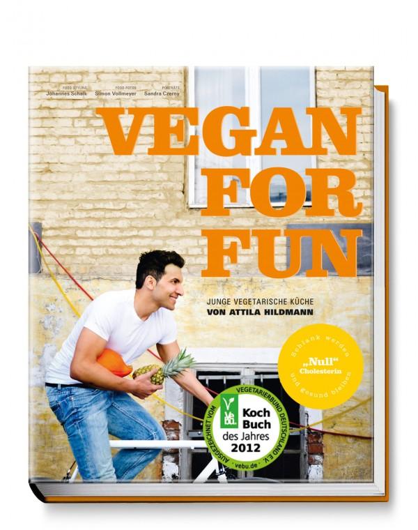 Vegan for Fun Buch