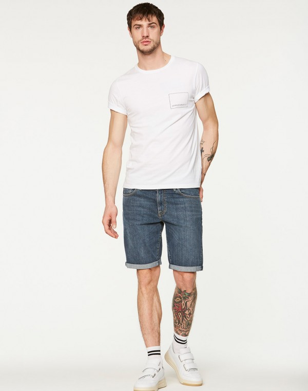 Neil Denim Shorts