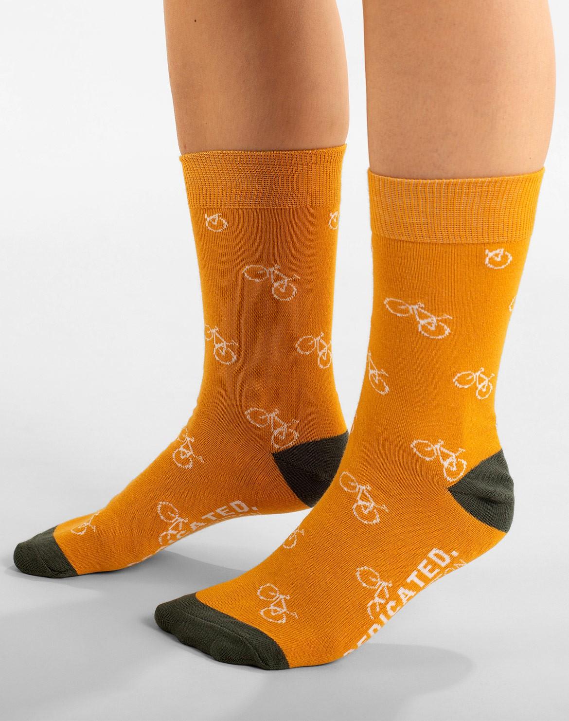 Bike-Dots Socken 2er Set