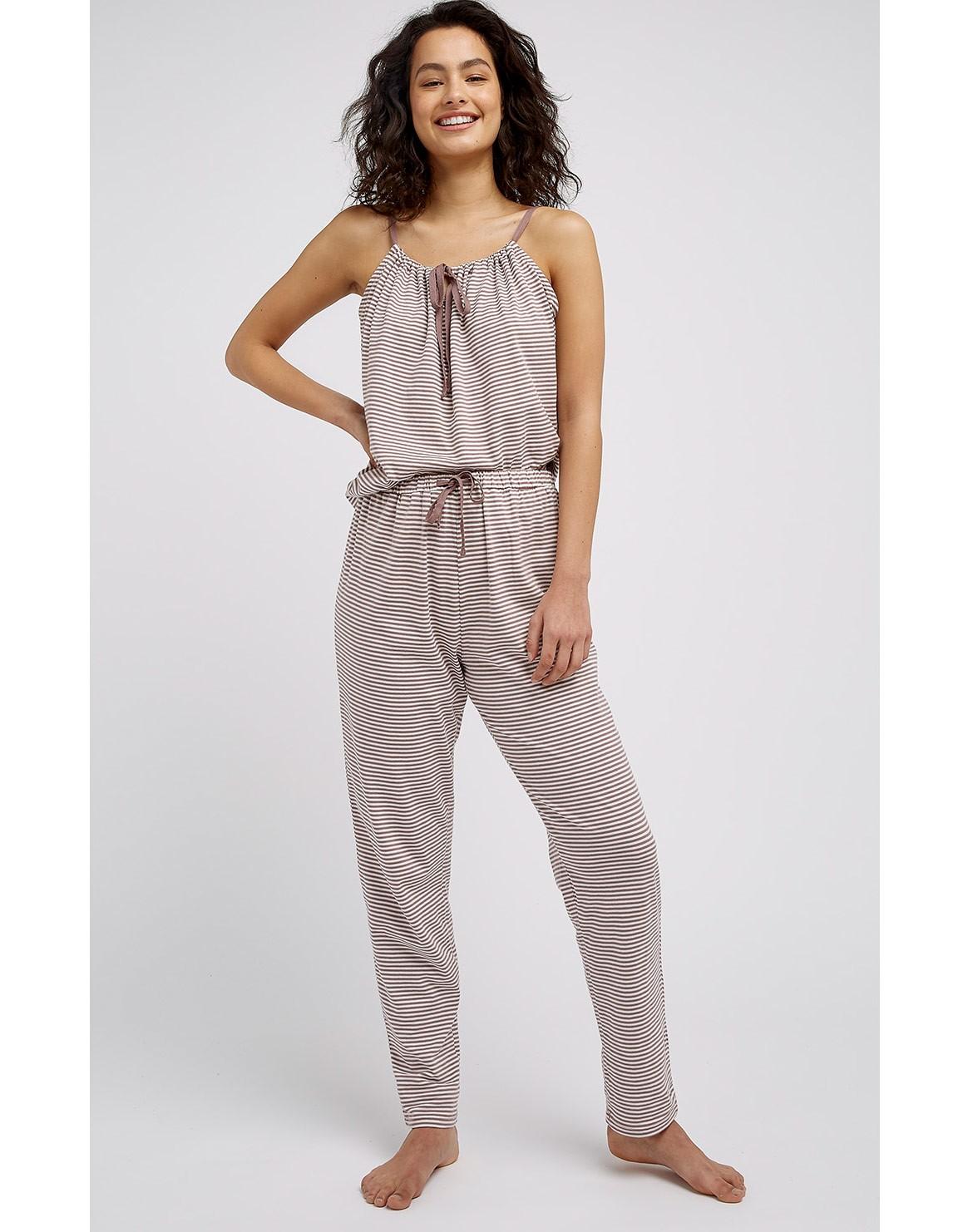 Stripe Pyjama Hose