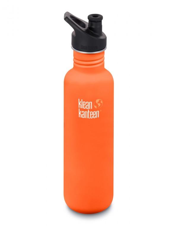 Trinkflasche Classic 800 ml Sport Cap