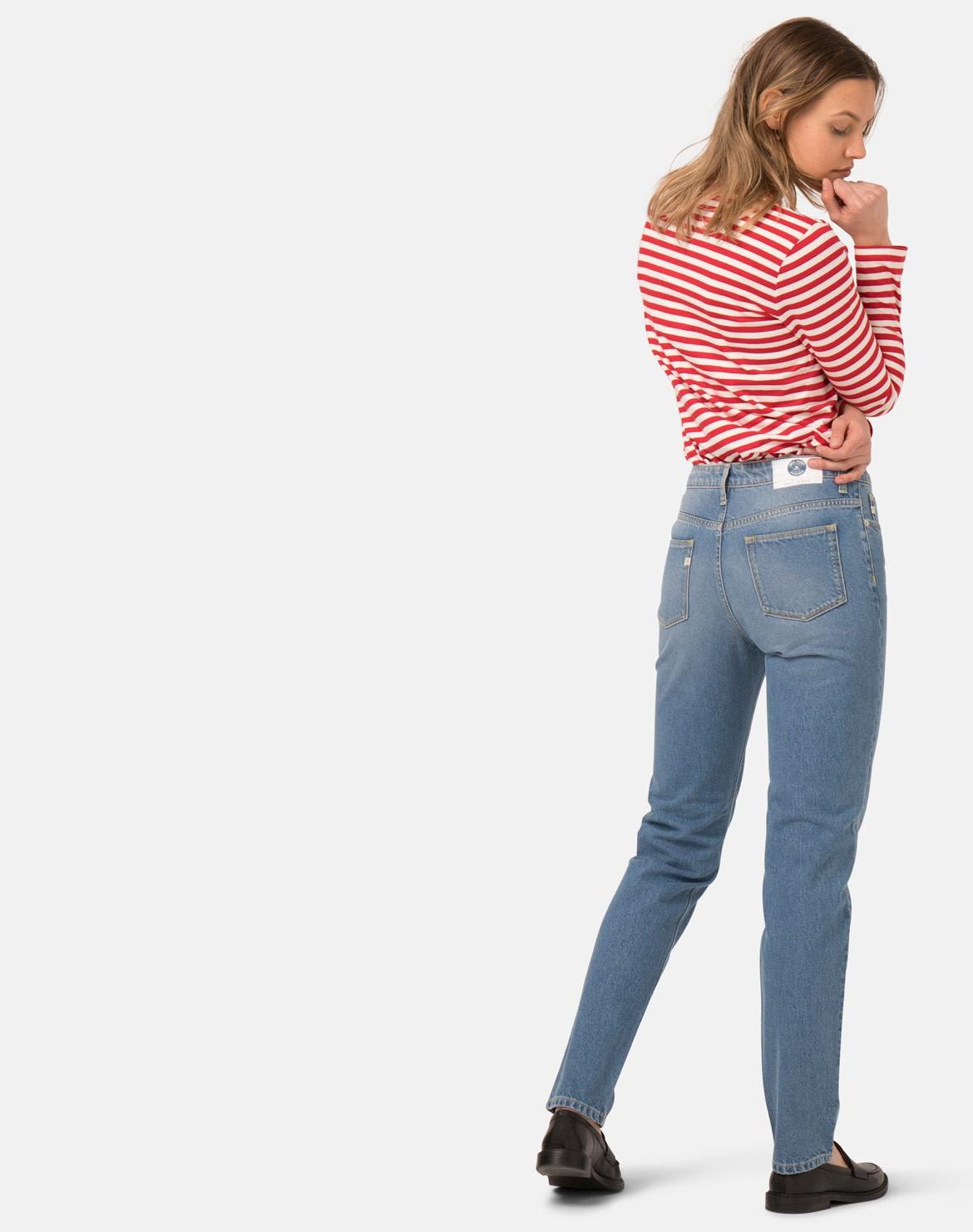 Straight Mimi Jeans