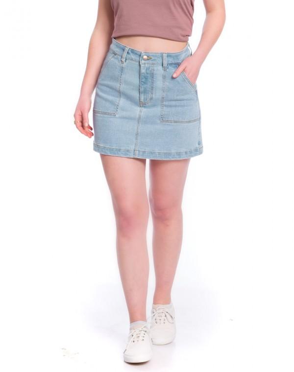 Lyocell (TENCEL™) Jeans Rock