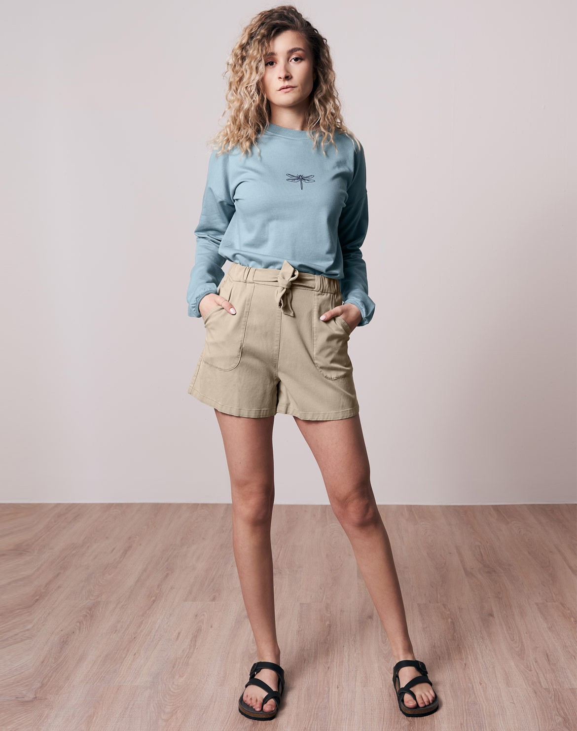 Easyaspie Lyocell (TENCEL™) Shorts