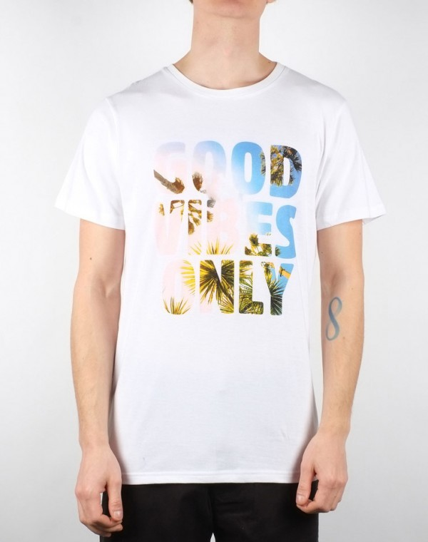 Good Vibes Only Palms T-Shirt