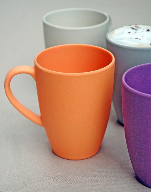 Lean Back Mug Tasse