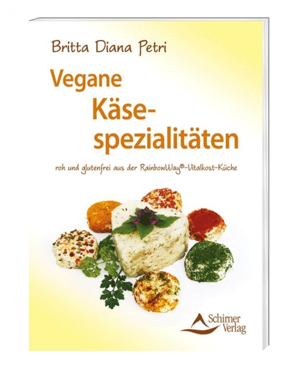 Vegane Käsespezialitäten Buch