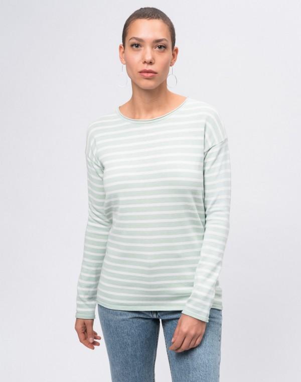 Stripes Feinstrickpullover