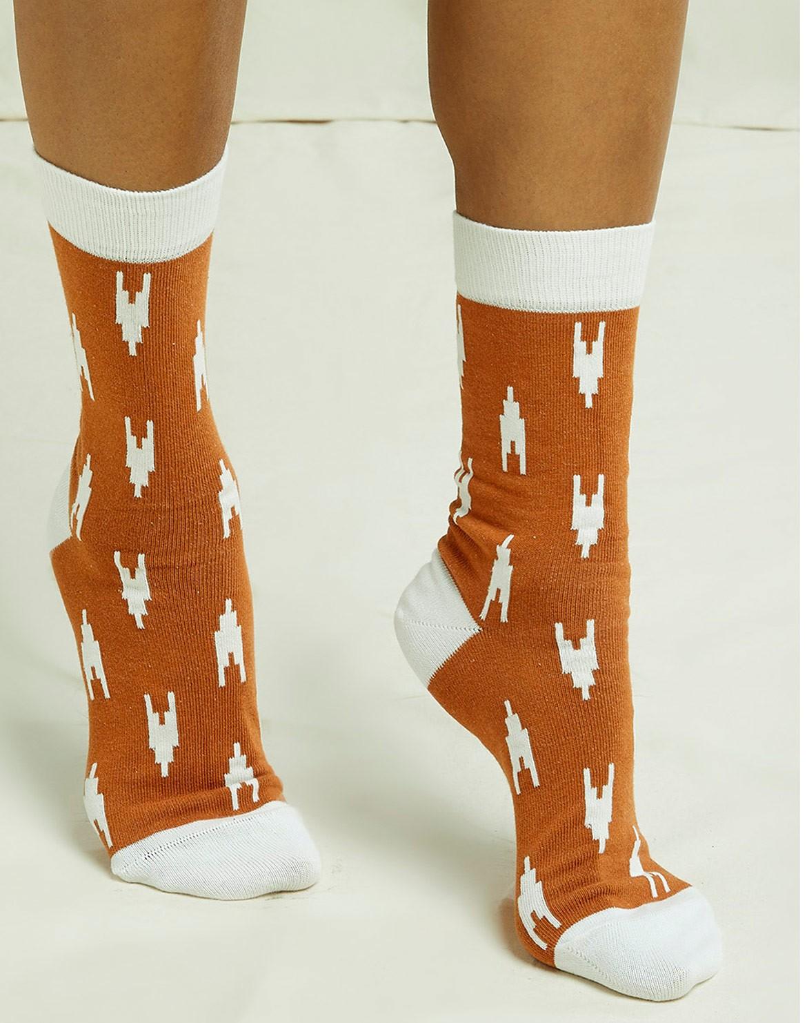Ikat Socken