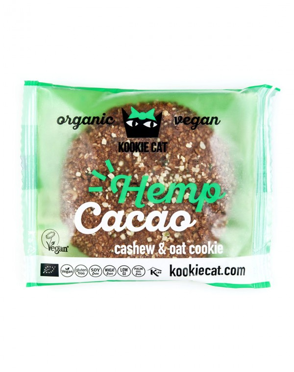 Kookie Cat Hemp Cacao