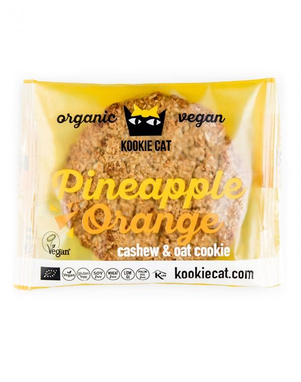 Kookie Cat Pineapple Orange
