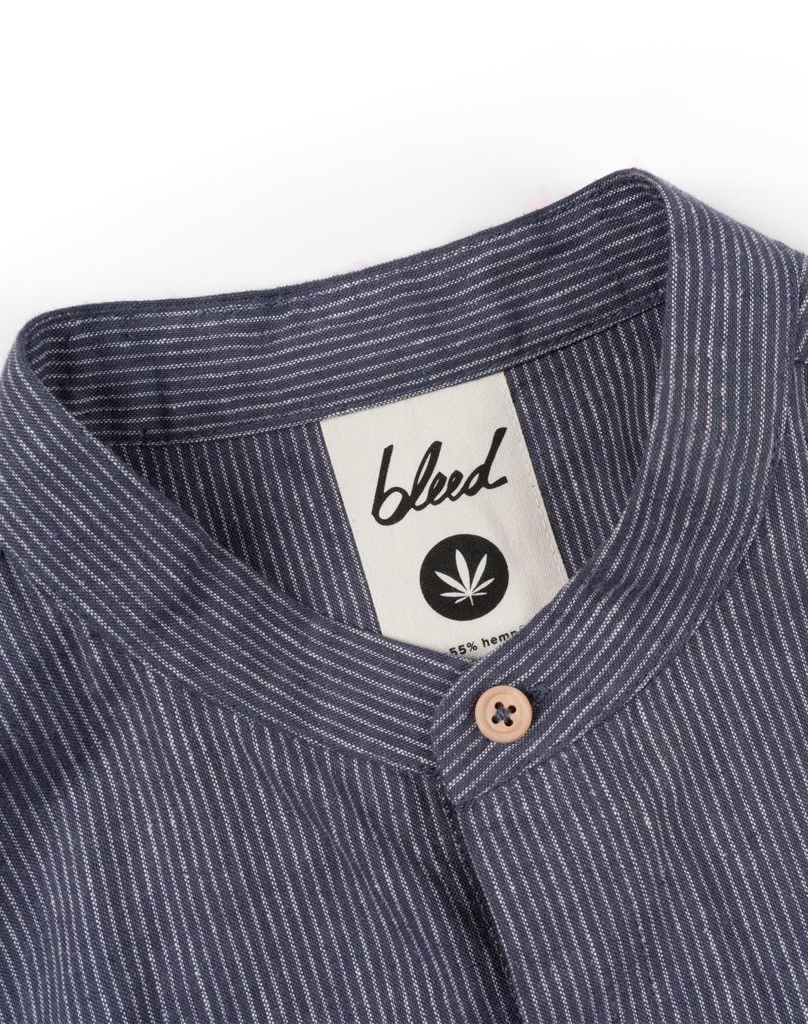 Schawola Striped Hanf Hemd