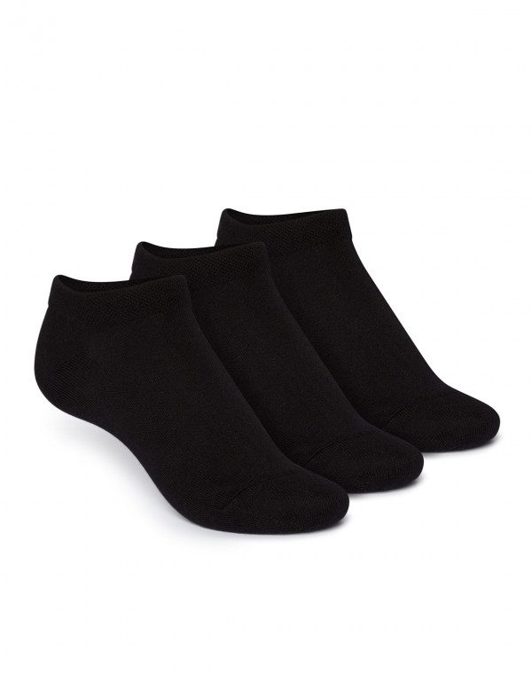 3er Pack Low Socken