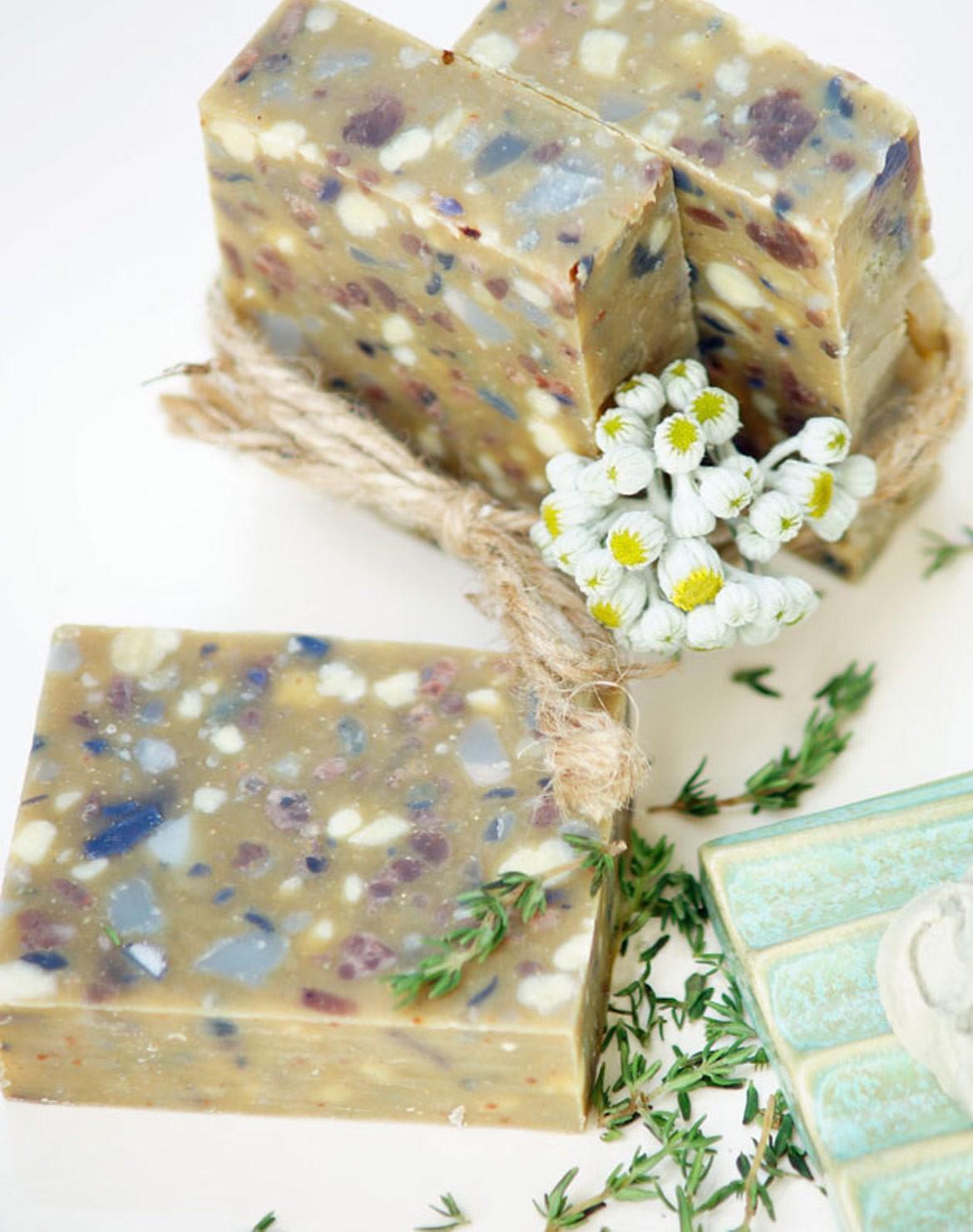 Healing Earth Face Soap