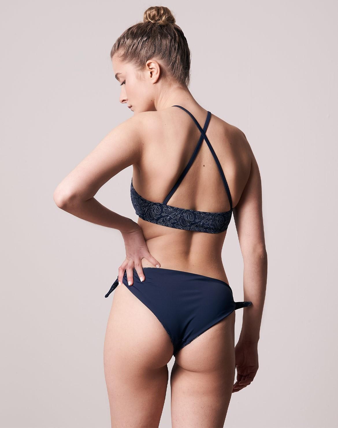 Econyl® Crossback Bikini Top