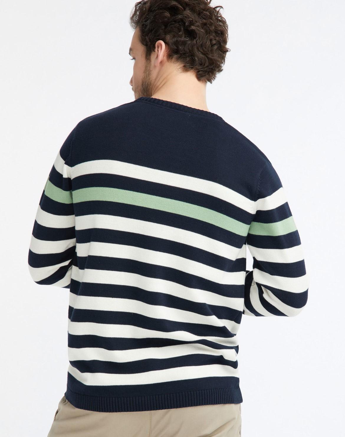 Stripes Strickpullover