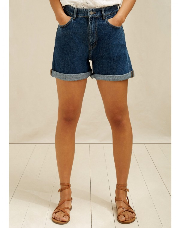 Yetta Denim Shorts
