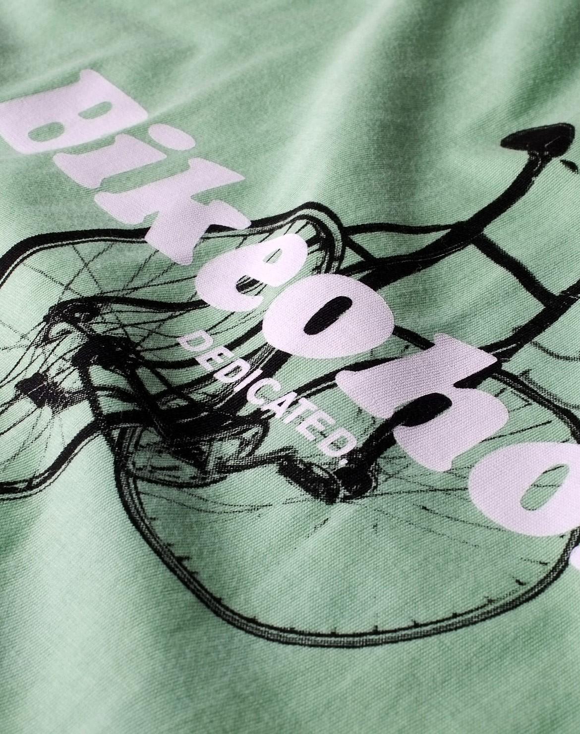 Bikeoholic Stockholm T-Shirt