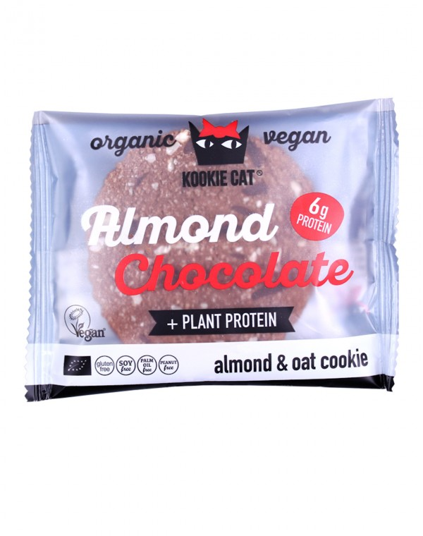 Kookie Cat Almond Chocolate