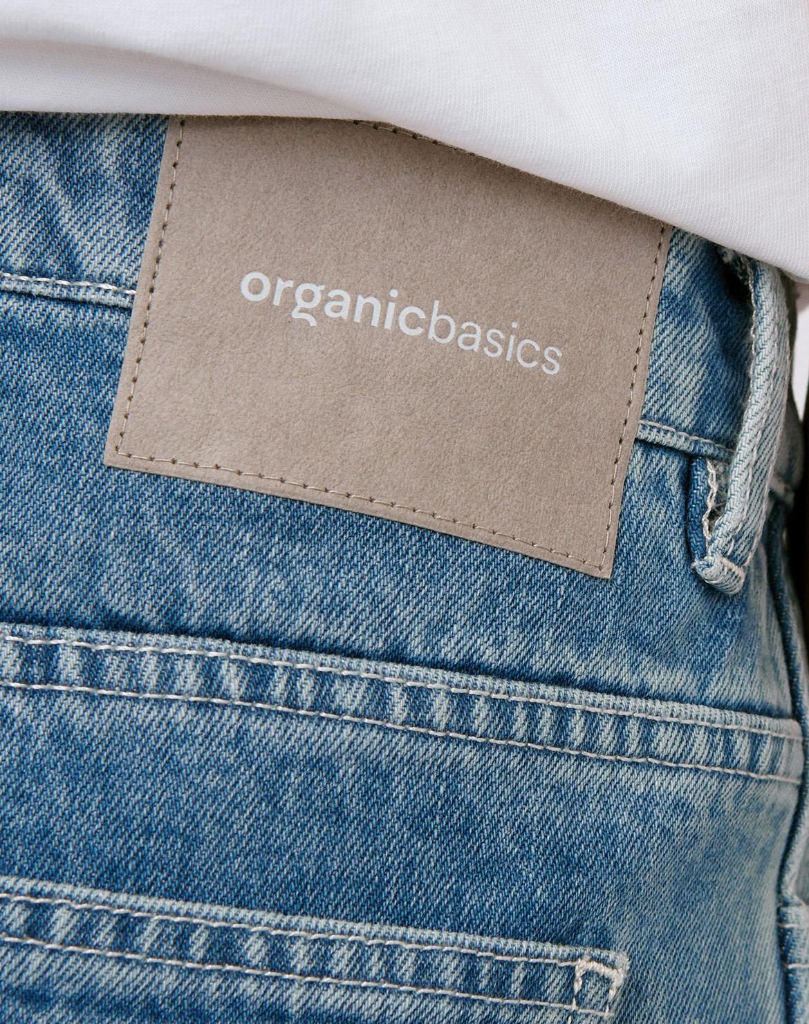 Circular Denim 5 Pocket