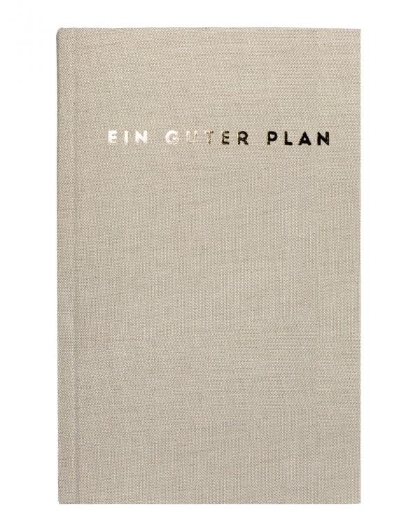 Ein guter Plan zeitlos (undatiert)