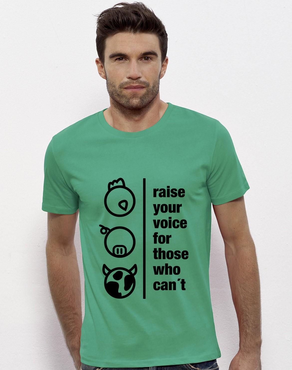 Raise Your Voice... T-Shirt