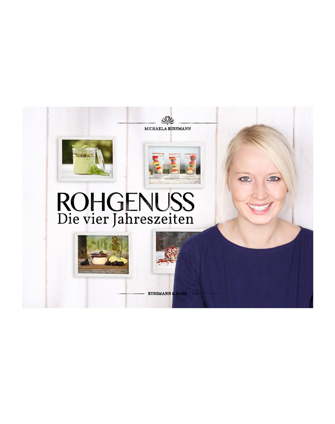 Rohgenuss - Die vier Jahreszeiten Buch