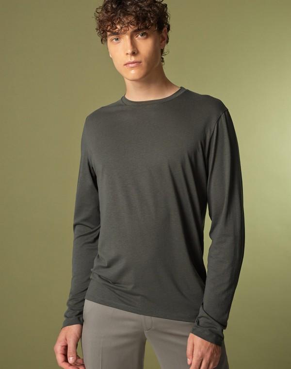 Core Langarm Shirt