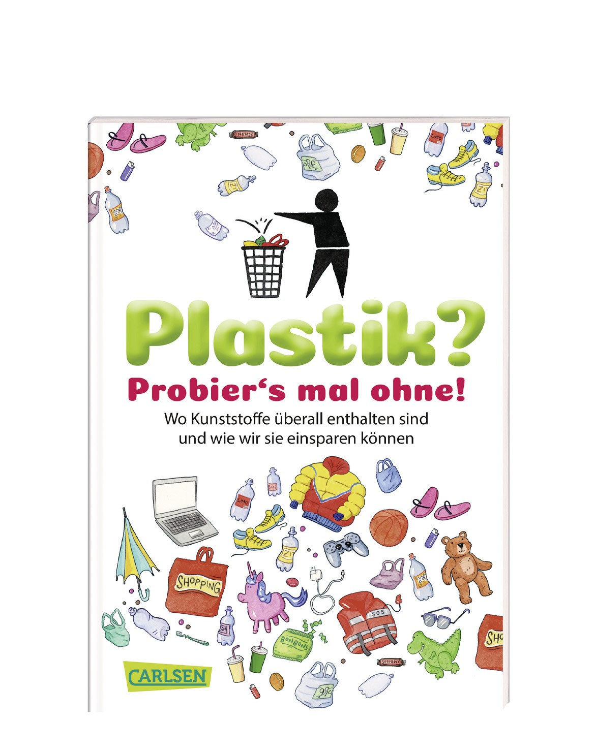 Plastik? Probier's mal ohne! Buch
