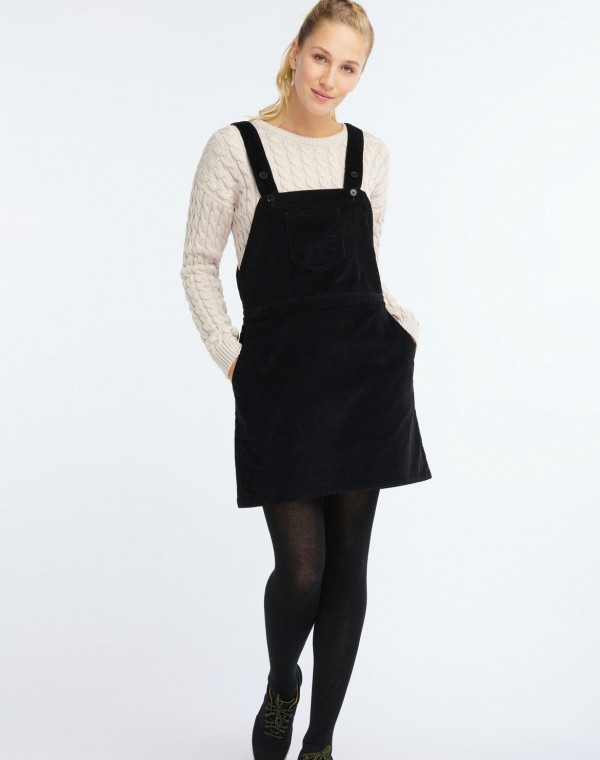 Strappy Cord Kleid