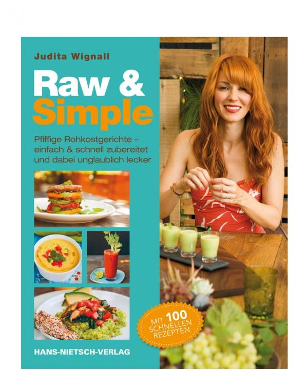 Raw & Simple Buch