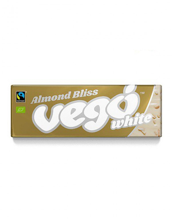 Vego WHITE Almond Bliss