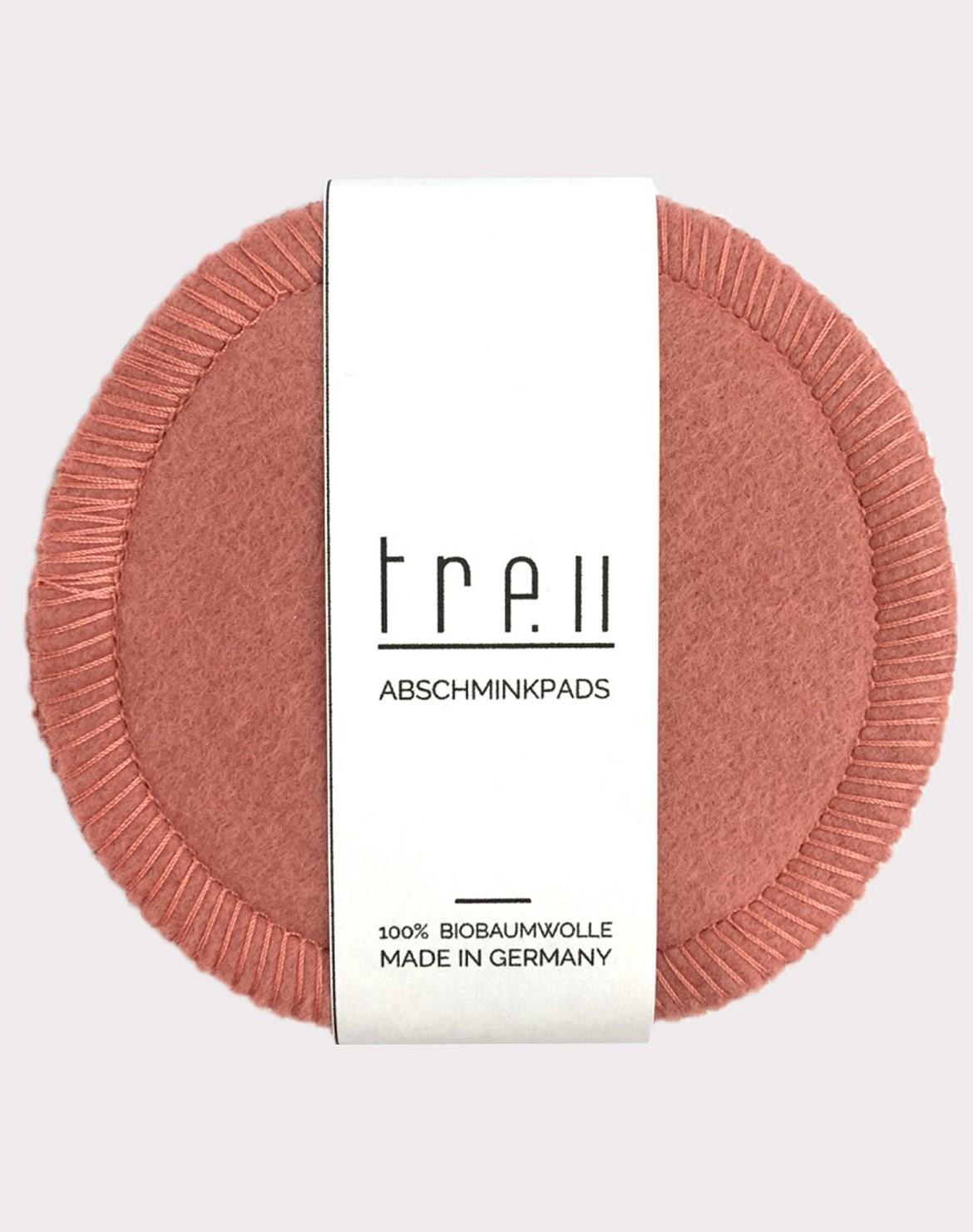 Make-Up Removal Pads soft 10pcs