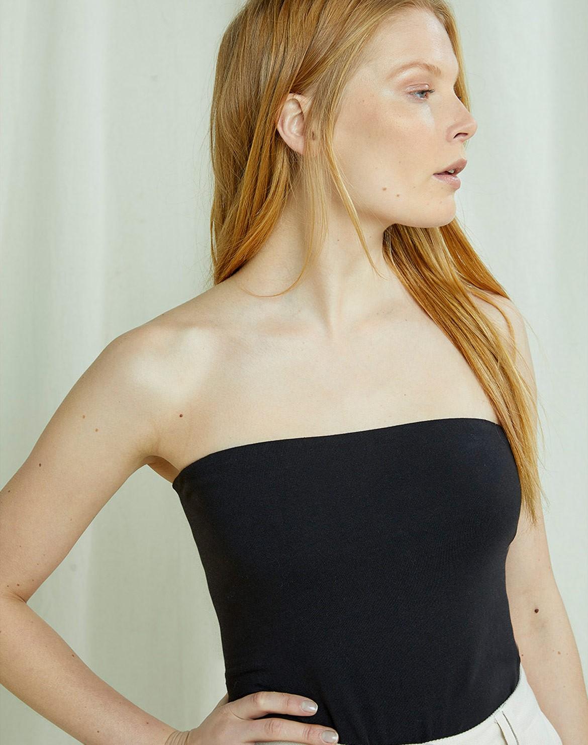 Sofia Bandeau Top