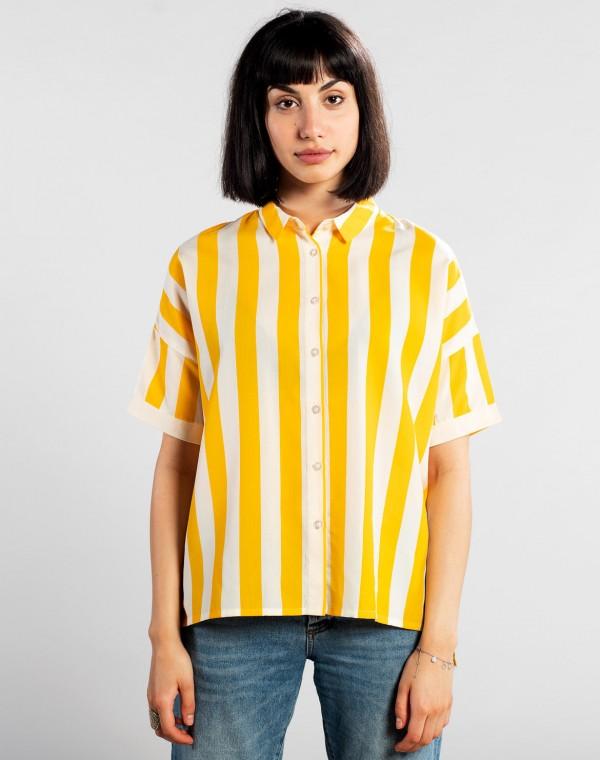 Nibe Big Stripes Bluse