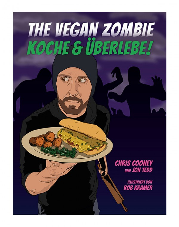 The Vegan Zombie Kochbuch