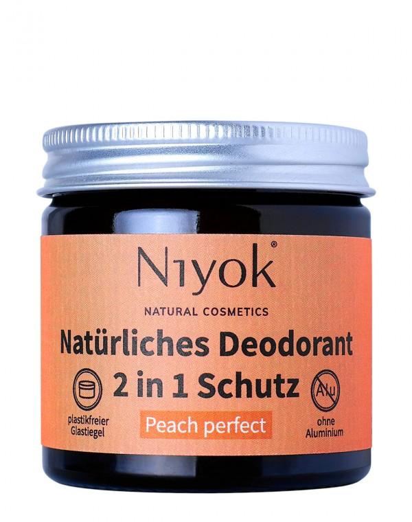 Peach Perfect Deocreme 2in1