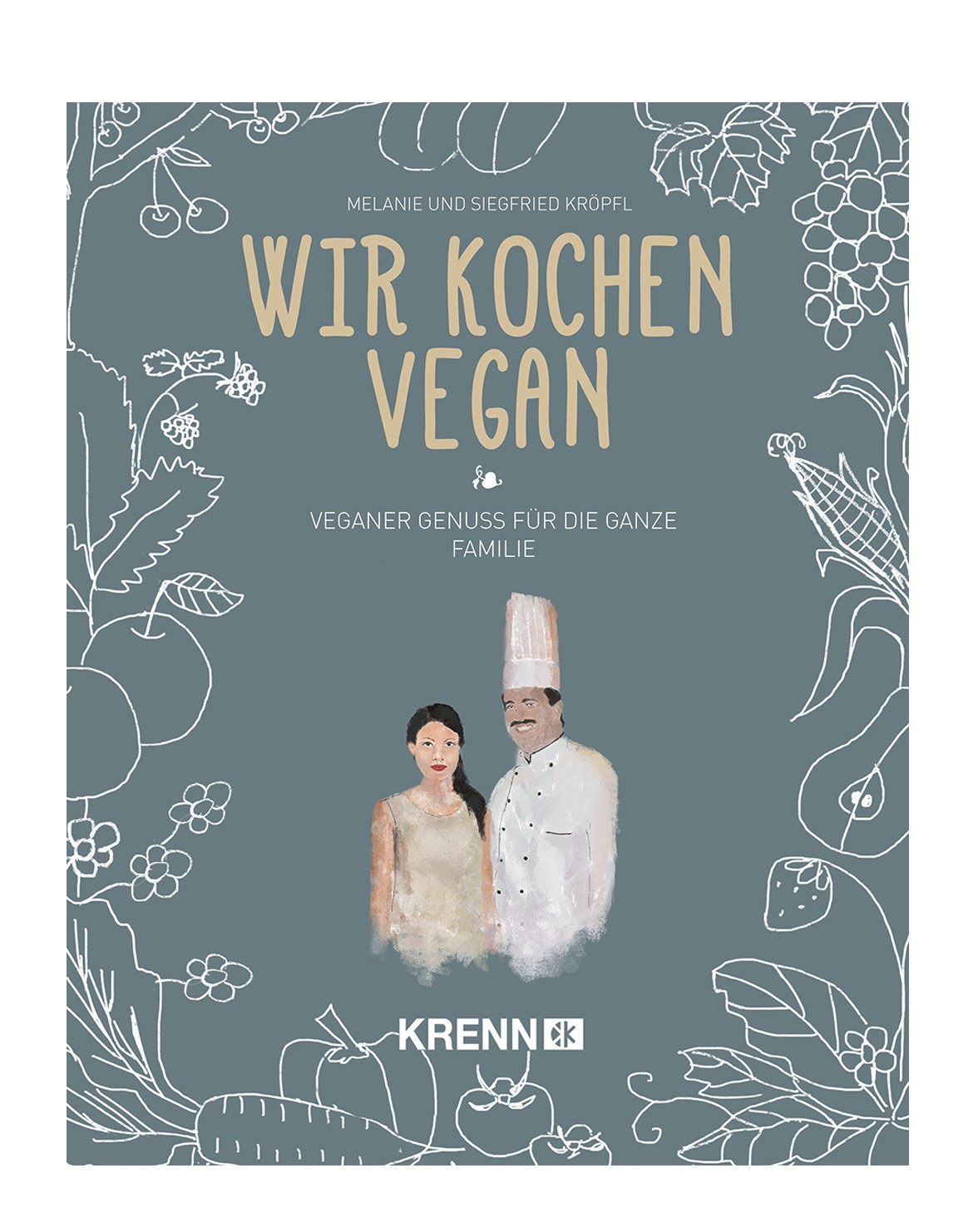 Wir kochen vegan Buch