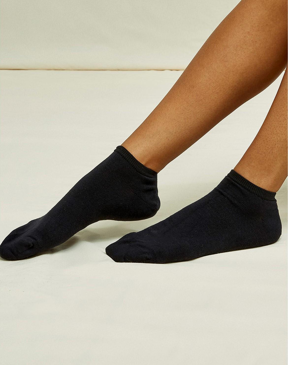 Organic Sneaker Socken