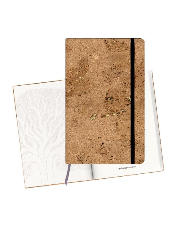 Corkskin Notizbuch