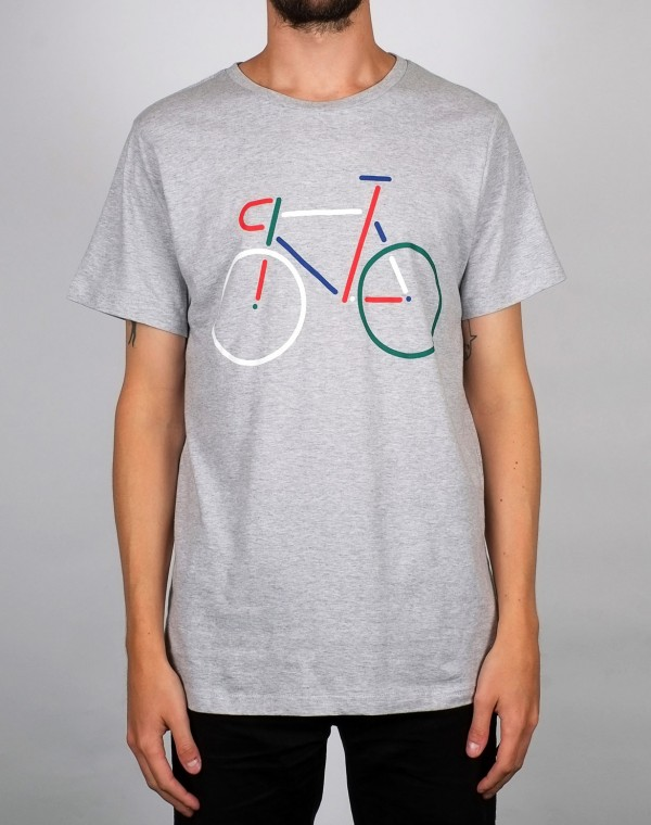 Color Bike Stockholm T-Shirt