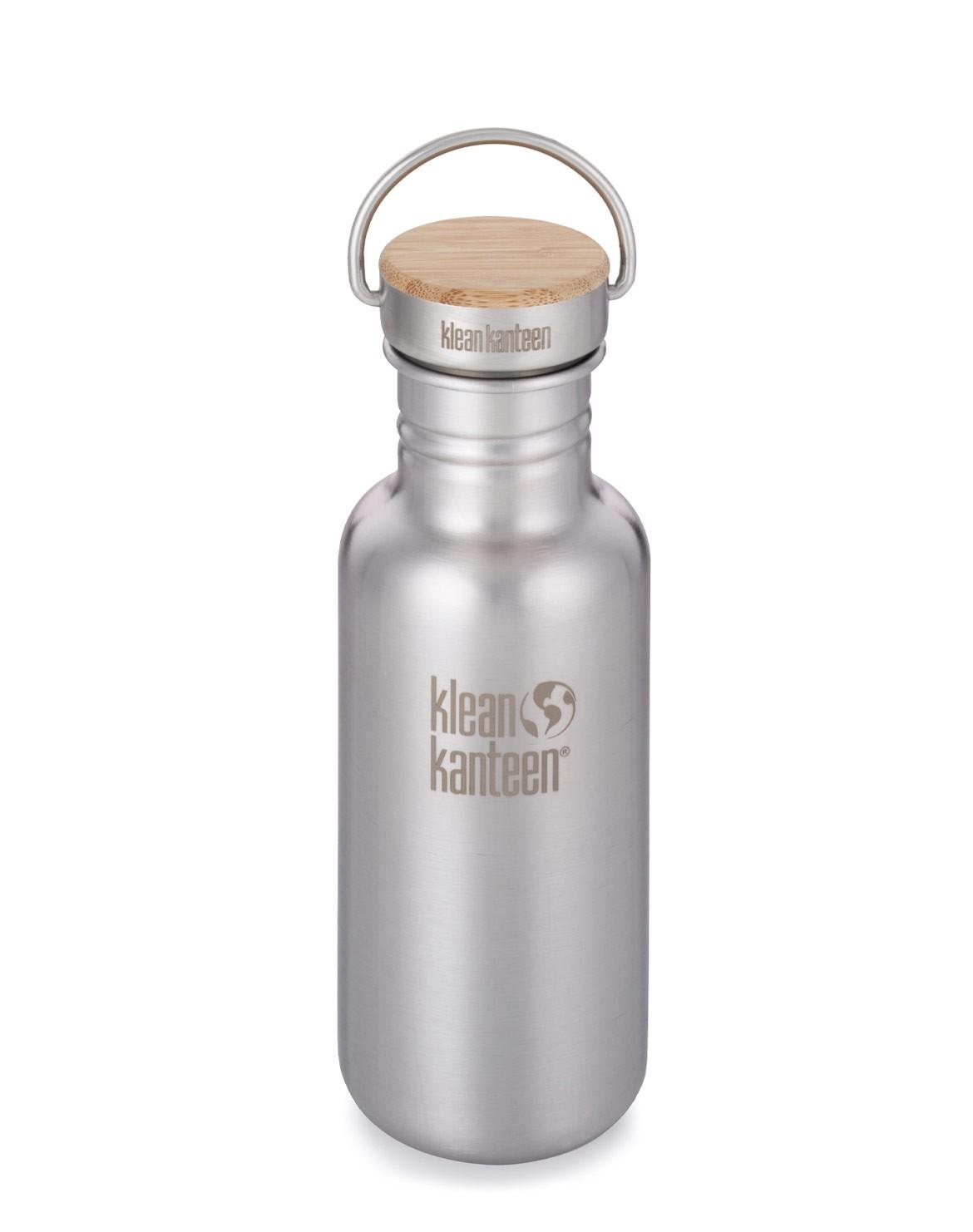 Trinkflasche Reflect 532ml Bambus Cap