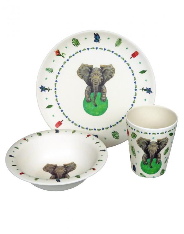 Hungry Kids Set Elefant