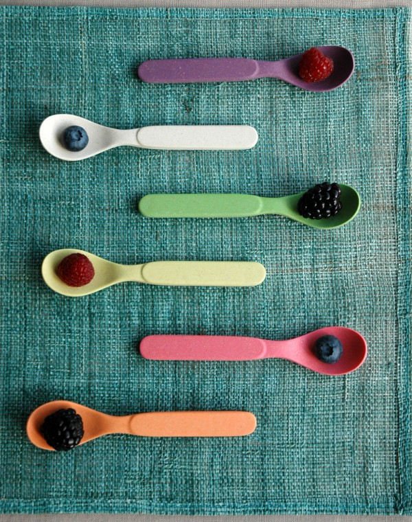 Spoonful of Colour Löffelset Rainbow